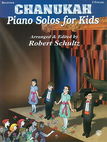 Piano Solos for Kids: - Piano Chanukah