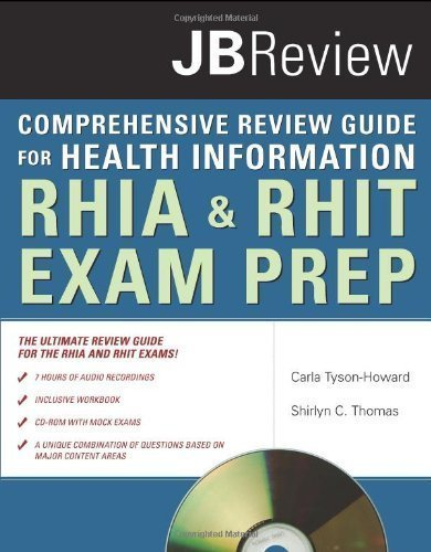 The Comprehensive Review Guide for Health Information 1st (first) Edition by Tyson-Howard, Carla, Thomas, Shirlyn C. published by Jones and Bartlett Publishers, Inc. (2008)