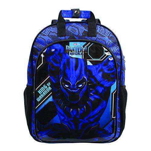 Mochila Pantera Negra, DMW Bags, 11284, Colorida