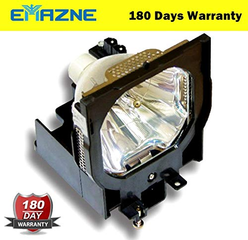Emazne POA-LMP49/03-000749-01P/610-300-0862/ET-SLMP49 Projector Replacement Compatible Lamp With Housing For Christie LU77 Christie RoadRunner LX100 Christie LX100 Eiki LC-UXT3 Eiki LC-XT3 Eiki LC-XT9 01p Oem Replacement Lamp