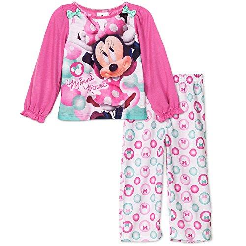 Minnie Mouse Sleeve Pajamas Toddler