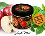 Laziz Flavoured Shisha Molasses Hookah Non-Tobacco Herbal 250g (Apple Mint) - Best Reviews Guide
