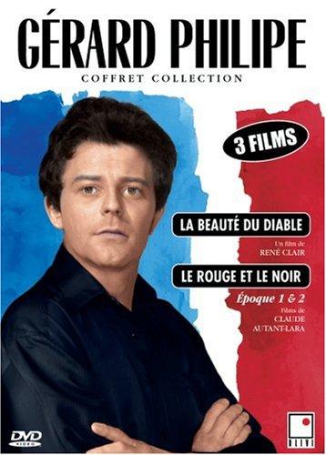 Gerard Philipe - La beaute du diable + Le rouge et le noir (French only)