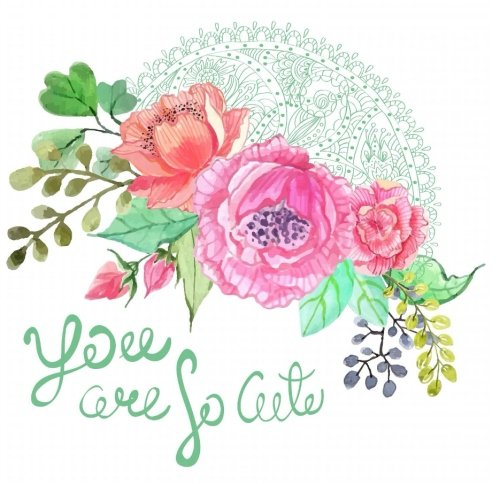 You Are So Cute!: Journals for Girls