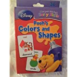 Disney Learn with Pooh Early Child Skills Card Sets (2 Packs Color & Shapes and Number Match) by Winnie the Pooh