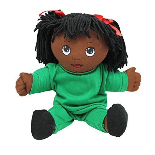 Childrens Factory FPH733 Special Needs African American Girl Ethinic Toddler Doll