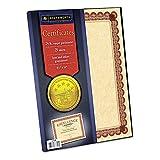 Southworth CT5R - Copper Parchment Certificates, 24#, 25/Pack