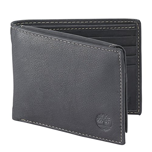 Wellington Dark D42387 Wallet Leather Passcase Mens 01 Timberland Brown Bifold w4EAH4q