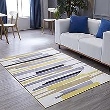 Modern simple carpet/living room,tea table,sofa big carpet/blanket for bedroom -A 140x200cm(55x79inch)