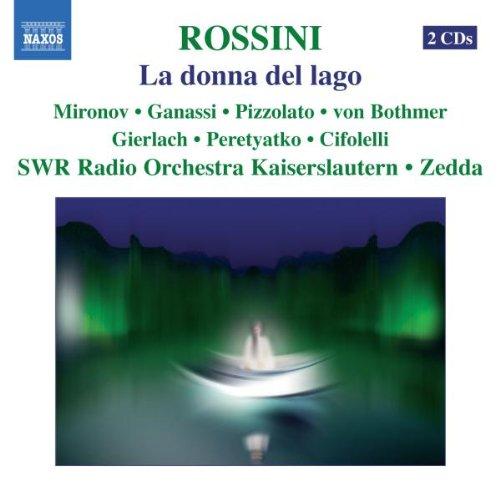 La Donna Del Lago by Naxos Opera