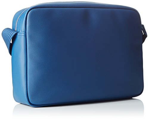 Lacoste NH2004MS, Sac Bandouliere Homme, Dark Blue, 24 x 9 x 34 cm