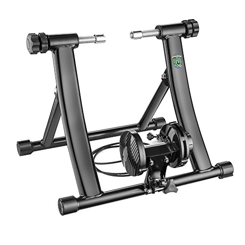 1201 RAD Cycle Products RAD Mag Elite 9 Levels of Resistance Bicycle Trainer Work (Best Elite Bicycle Trainers)