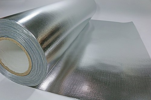 2000sqft RADIANT BARRIER - DOUBLE D SILVER 48 X 125', MADE IN USA by NorthShore (Image #9)
