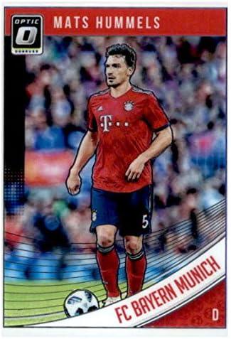 Sticker 39-Mats Hummels-PANINI FC Bayern München 2018//19