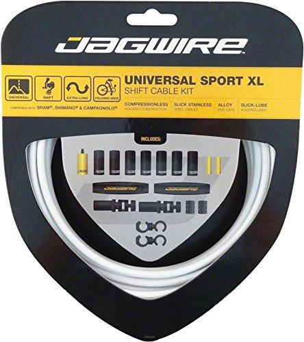 Brake Campy Cable (Jagwire Universal Sport Shift XL Kit White)