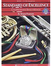 Standard of Excellence: Book 1 : E Flat Alto Saxophone