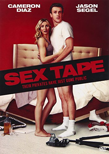 Sex Tape DVD