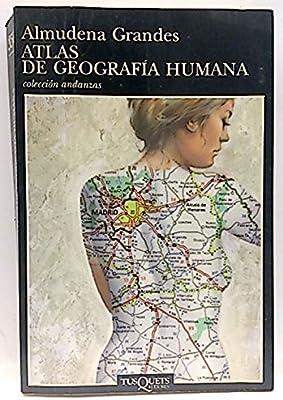 Atlas de geografía humana: Amazon.es: Grandes, Almudena: Libros