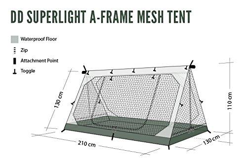 /en A/ /Filet de tente DD Superlight/