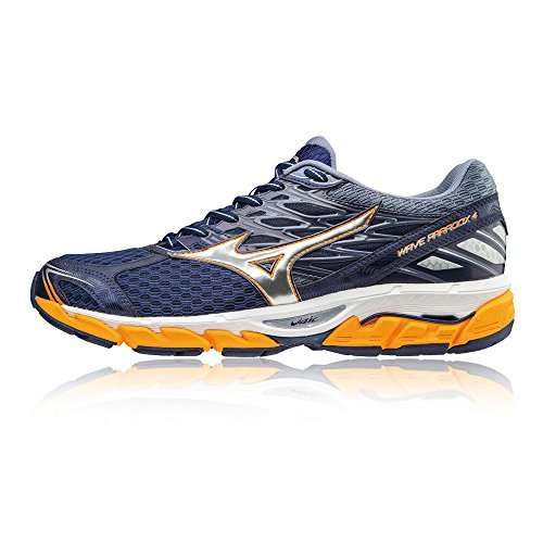 Mizuno Men Wave Paradox 4 Running Shoes Navy Blue