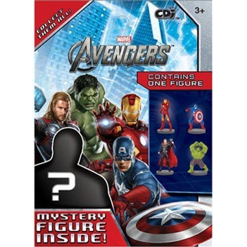 Marvel The Avengers - Mystery Figure - FOIL BAG (1 figure per pack)