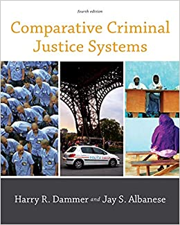 Comparative Criminal Justice Systems PDF Descargar Gratis