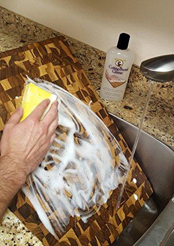 Howard Products CBC012 12OZ Cutting Board Cleaner, 12 oz, 12 Fl Oz