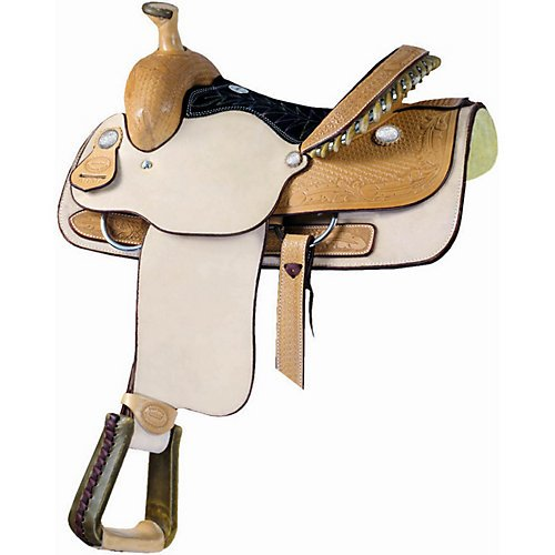 Billy Cook Saddlery Dalhart Lady Roper Saddle 14