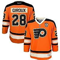 Philadelphia Flyers Claude Giroux Reebok Youth Replica Jersey - Orange