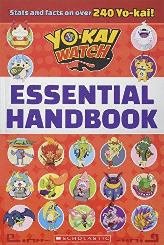 Price comparison product image Essential Handbook (Yo-kai Watch)