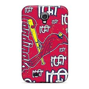 Unique Design Galaxy S4 Durable Tpu Case Cover St. Louis Cardinals by icecream design