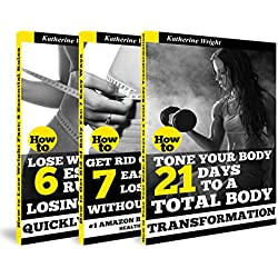 Fat Loss for Women: The Ultimate Fat Burning Bundle: Lose Weight Fast, Get Rid of Belly Fat and Tone Your Body (Eat Your Way Lean & Healthy)