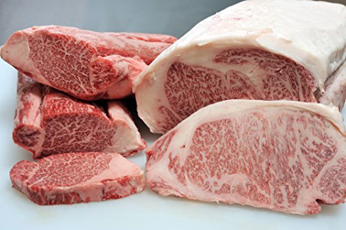 100% A5 Grade Japanese Wagyu Kobe Beef Holiday Package, Filet and ()