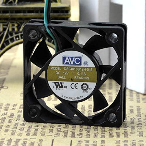 FOR AVC 4010 double ball fan 4cm 4cm 12V 0.11A DS04010B12H-045