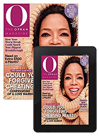 O, The Oprah Magazine All Access