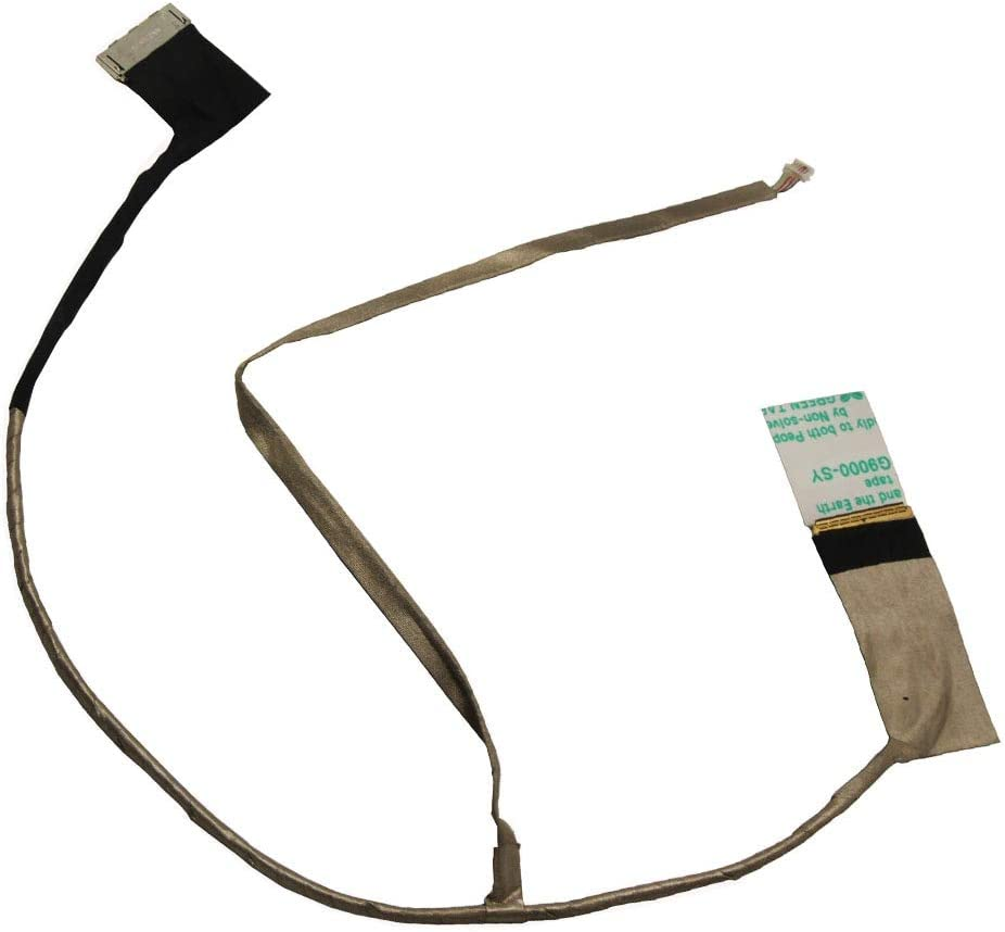 350407C00-HOB-G 350406Y00-11C-G 350407K00-H6W-G Computer Cables Yoton LCD Led Lvds Screen Cable for HP CQ43 CQ430 CQ431 CQ435 CQ436 G43 P//N Cable Length: Other