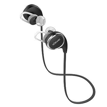 Oreillettes Bluetooth Iclever Casque Bluetooth De Sports écouteurs