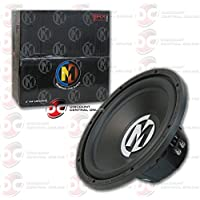 Brand New Memphis 12 Dual 4-ohm Car audio subwooofer