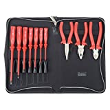 10 Peice Insulated Tool Kit