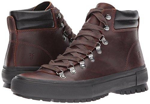 FRYE Men's Ryan Lug Hiker Ankle Bootie, Redwood, 8.5 D US by FRYE (Image #6)