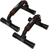 Redipo Push Up Bars Strength Training - Workout Stands with Ergonomic Push-up Bracket Board with Non-Slip Sturdy…