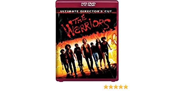 The Warriors The Ultimate Directors Cut HD DVD by Michael ...