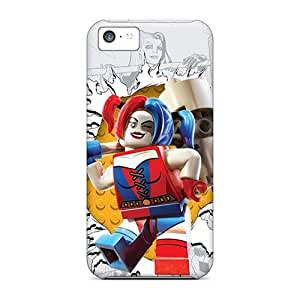 AlissaDubois Iphone 5c Shock-Absorbing Hard Phone Cover Allow Personal Design High-definition The Lego Movie Image [dam1726kqPI]