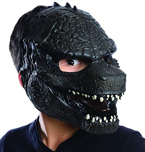 Godzilla King of The Monsters Child's 3/4 Vinyl Mask -
