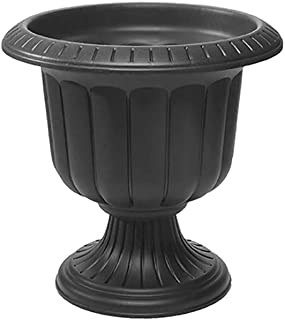 product image for Novelty 38148.04, Black Classic Urn Planter, 14 Inch