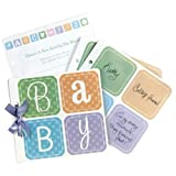 Wilton Baby Block Guest Book