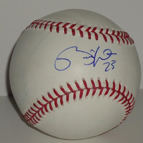 (Rickie Weeks signed Major League baseball *Milwaukee Brewers* Comes with a Certificate of Authenticity - Autographed Baseballs )