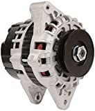 DB Electrical APR0019 New Alternator For Bobcat Skid Steer S130 S185 S220 S250 T300, 763 773 733C 733F 733G, Excavator X331 331E, Track Loader T190, 331E Ontrac Kubota V2203 6675292 6678205 6681857