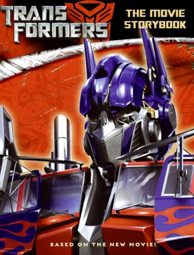 Read Online Transformers: The Movie Storybook PDF
