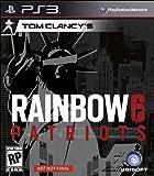 Rainbow Six: Patriots - PlayStation 3 Standard Edition